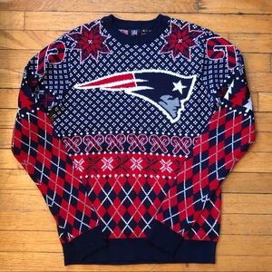 New England Patriots Sweater by NFL